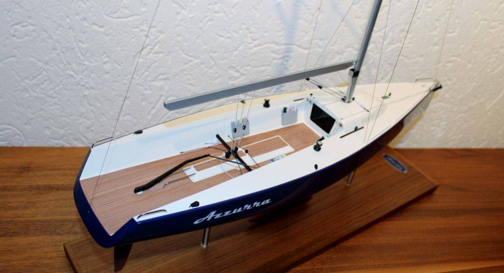 esse 850 Yachtmodell
